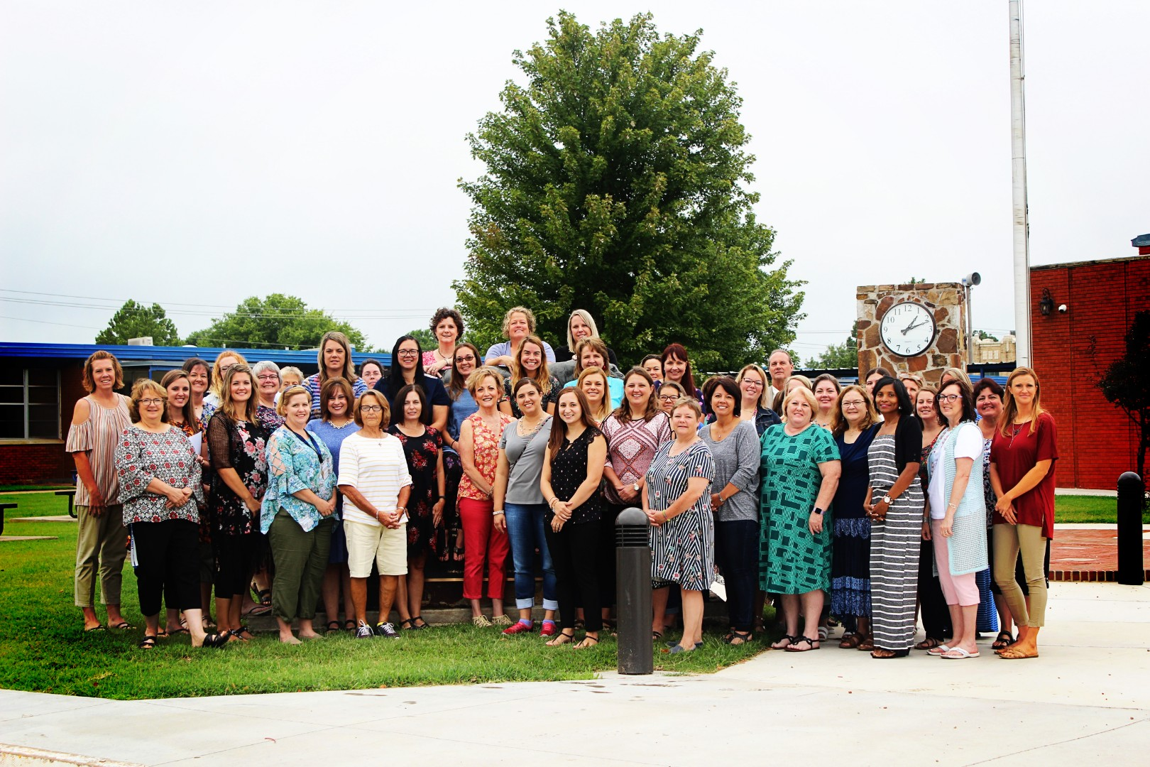 Stroud Public Schools - Parkview Faculty and Staff 2018-19